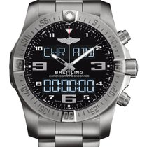 Breitling Exospace B55 Connected Titanium 46mm Black United States of America, New York, NY