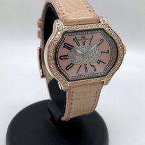 DeLaCour Or rose 38mm Quartz S.N.49510 occasion