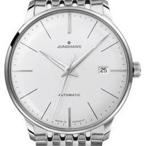 Junghans Meister Classic Steel 38.4mm White