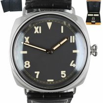 Panerai Special Editions White gold 47mm Brown United States of America, New York, Smithtown