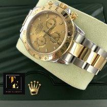 Rolex Daytona 116523 Zeer goed Goud/Staal 40mm Automatisch