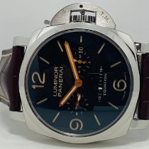 Panerai Special Editions Zeljezo Crn