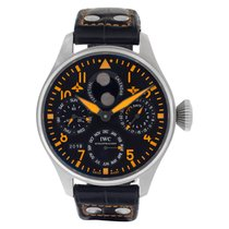 IWC Big Pilot Steel 46mm Black United States of America, Florida, Surfside