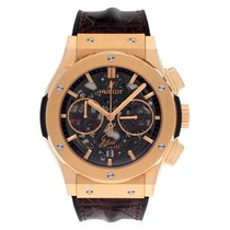 Hublot 525.OX.0138.HR.FAL13 Rose gold Classic Fusion Aerofusion 45mm pre-owned United States of America, Florida, Surfside