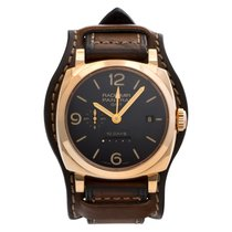 Panerai Rose gold Automatic Arabic numerals 45mm pre-owned Special Editions