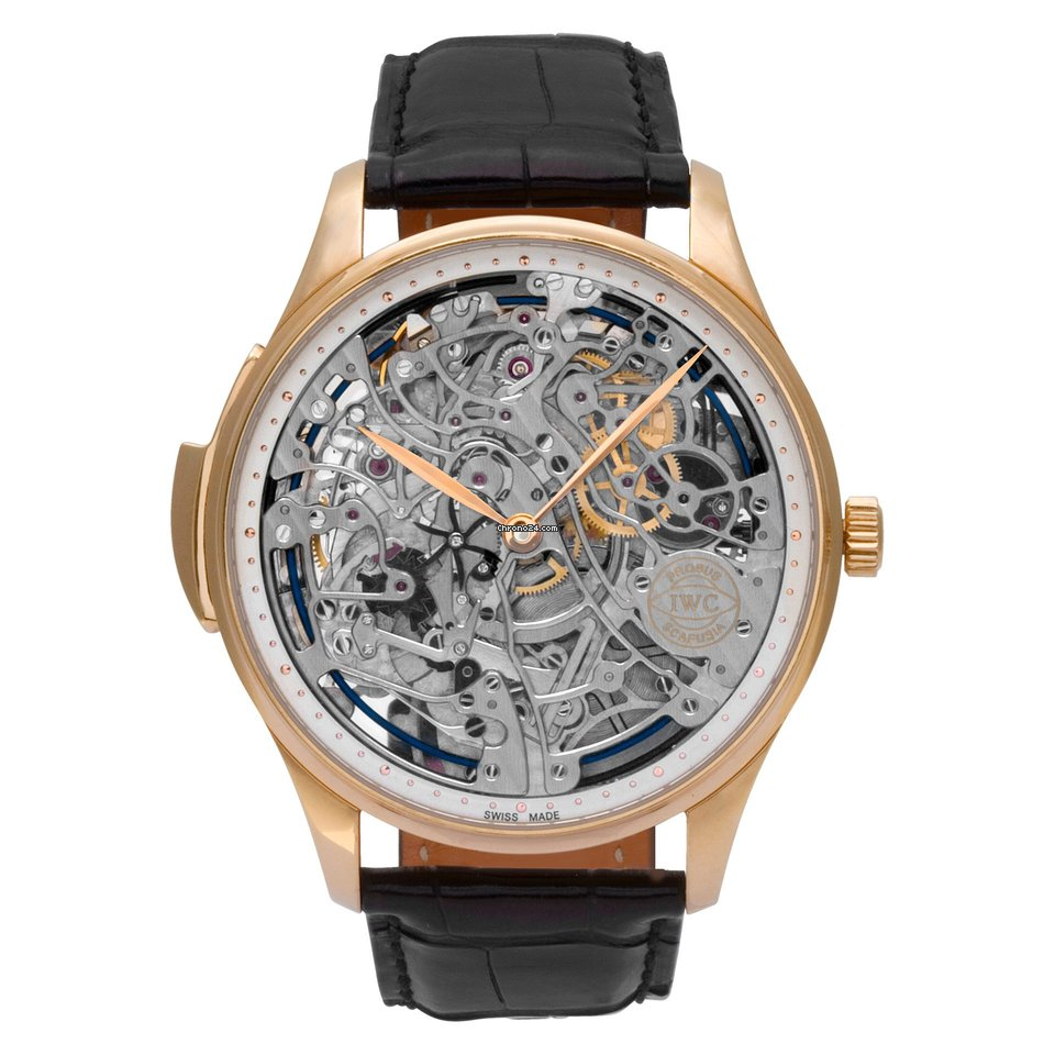IWC Portuguese Minute Repeater IW524101 pre-owned