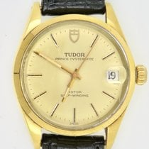 Tudor Prince Oysterdate Gold/Steel 33mm Gold