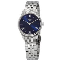 Tissot new Quartz 31mm Steel Sapphire crystal