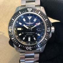 Breitling Superocean 44 Steel 44mm Black