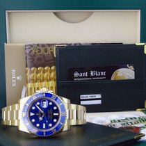 Rolex Submariner Date 40mm Gold United States of America, Missouri, BRANSON