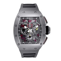 Richard Mille RM011 Titanium 2014 RM 011 42mm pre-owned United States of America, New York, New York
