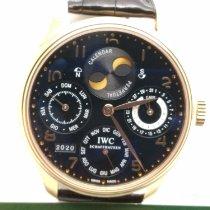 IWC Portuguese Perpetual Calendar IW502102 Ottimo Oro rosa 44mm Automatico Italia, Castellanza (VA)