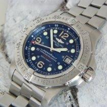 Breitling Superocean Steelfish Stahl 44mm Blau Arabisch Deutschland, Castrop-Rauxel