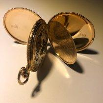 Tavannes Zuto zlato ca. 62mm Rucno navijanje 14962 rabljen