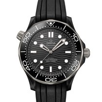 Omega Seamaster Diver 300 M Ceramic 43.5mm Black No numerals United States of America, Florida, miami