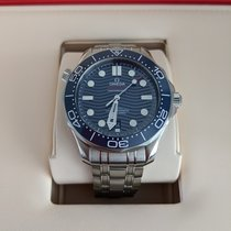 Omega Seamaster Diver 300 M Steel 42mm Blue No numerals United States of America, California, Sausalito