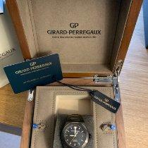 Girard Perregaux Céramique Remontage automatique Noir 38mm nouveau Laureato