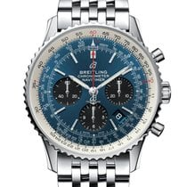 Breitling Navitimer 1 B01 Chronograph 43 Steel 43mm Blue No numerals United States of America, Florida, Boca Raton