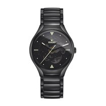 Rado True Ceramic 40mm Black No numerals United States of America, Texas, Richardson