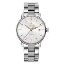 Rado Coupole Steel 38mm Silver United States of America, Texas, Richardson