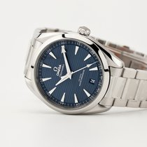 Omega Seamaster Aqua Terra Steel 41mm Blue No numerals United States of America, New Jersey, Oradell