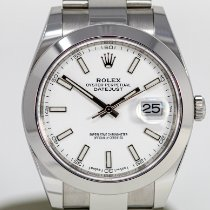 Rolex 126300 Steel 2010 Datejust 41mm pre-owned United States of America, Florida, Miami Beach