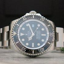 Rolex Sea-Dweller Deepsea Steel 44mm Black No numerals United States of America, Florida, Boca Raton