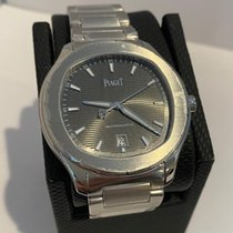 Piaget Polo S Steel 42mm Grey No numerals United States of America, Florida, Miami beach