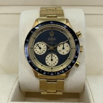 Rolex Daytona Yellow gold 37mm Black United States of America, Texas, Dallas