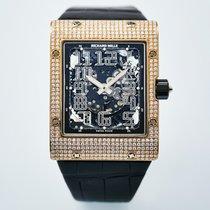 Richard Mille RM 016 Titanium 38mm Transparent Arabic numerals