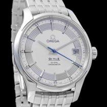 Omega De Ville Hour Vision Stahl 41mm Silber Deutschland, Hamburg