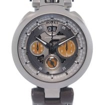 Bovet Staal 45mm Automatisch Cambiano
