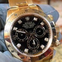Rolex Daytona 116528 Très bon Or jaune 40mm Remontage automatique
