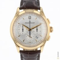 Jaeger-LeCoultre Master Chronograph Or rose 40mm Gris