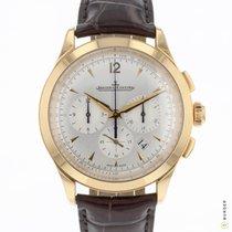 Jaeger-LeCoultre Master Chronograph Oro rosa 40mm Plata