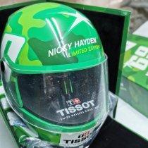 Tissot T-Race Stål 45mm Sort