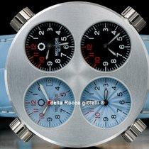 Meccaniche Veloci brugt Automatisk 47mm Blå Safirglas Ikke vandtæt