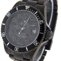 Rolex 16610 Steel 2005 Submariner Date 40mm pre-owned United States of America, Florida, Miami