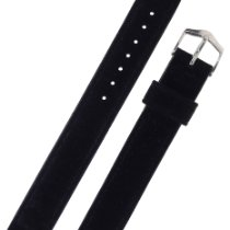 Elgin Parts/Accessories Men's watch/Unisex 59418 new Leather Black