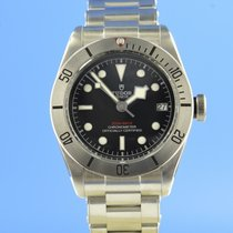 Tudor 79730 Acier 2017 Black Bay Steel 41mm occasion