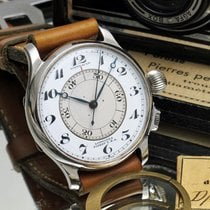 론진 스틸 47,5mm 수동감기 Longines weems lindbergh 4356 13zn big pilot 중고시계