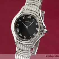 Cartier Cougar Zeljezo 26.5mm Crn