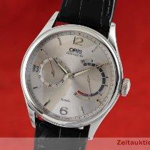 Oris Artelier Calibre 111 Steel 43mm Silver