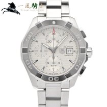 TAG Heuer Aquaracer 300M Staal 43mm Zilver