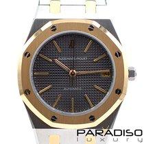 Audemars Piguet 4100SA Gold/Steel Royal Oak pre-owned