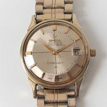 Omega Gold/Steel 35mm Automatic 2852 pre-owned Thailand, Bangkok