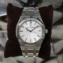 Audemars Piguet Royal Oak neu 2020 Automatik Uhr mit Original-Box und Original-Papieren 15500ST.OO.1220ST.04