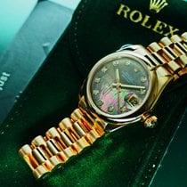 Rolex Datejust Roségold 31mm Perlmutt Keine Ziffern Deutschland, Hassloch