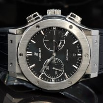 Hublot Classic Fusion Chronograph Titanium 45mm Black No numerals United Kingdom, Essex