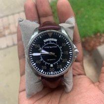 Hamilton H64615135 Acier Khaki Pilot Day Date 42mm occasion